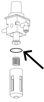 Hypertherm 011087 Replacement O Ring For Gas Filter Bowl