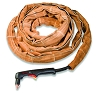 Hypertherm Leather Torch Lead Cover with Velcro Closure, 25 Ft 024548