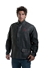 Tillman Black Onyx Leather Jacket