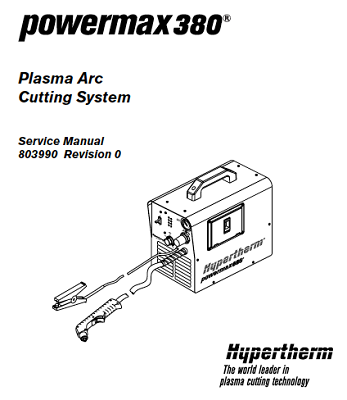 screenshot2011 09 21at22832pm hypertherm powermax 380 service manual Hypertherm PMX 105 at n-0.co