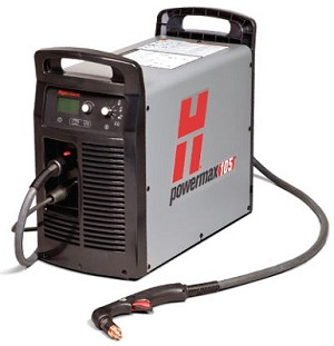 Hypertherm Powermax 105 Hand Cutting System 25ft 059374 *Note, adult signature required upon delivery.*