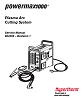 Hypertherm Powermax 1000 Service Manual