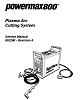 Hypertherm Powermax 800 Service Manual