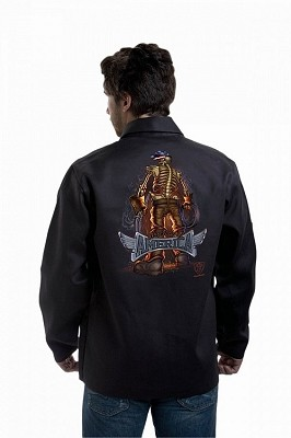 Tillman Jacket- Backbone of America