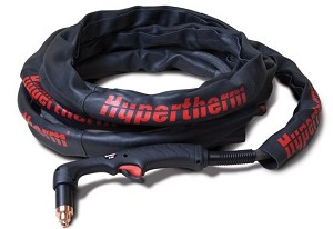 Hypertherm 024877 Logo Leather Torch Lead Cover with Velcro Closure, 25 Ft